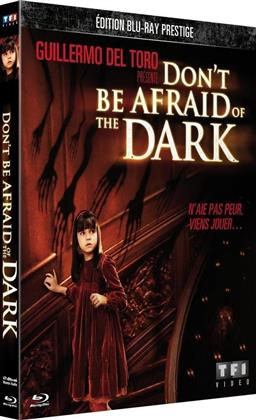 Don't be afraid of the dark (2010) (Deluxe Edition, Blu-ray + Booklet)
