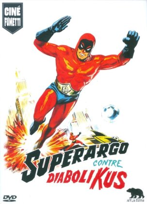 Superargo contre Diabolikus (1966)