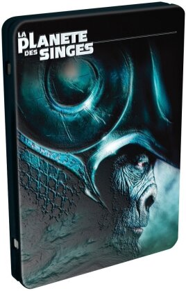 La Planète des Singes (2001) (Steelbook, 2 DVDs)