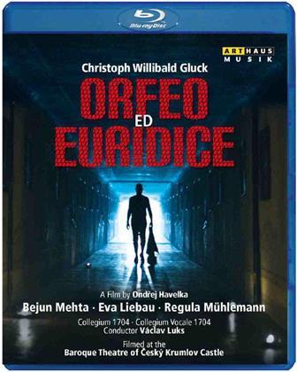 Collegium 1704, Václav Luks, … - Gluck - Orfeo ed Euridice (Arthaus Musik)