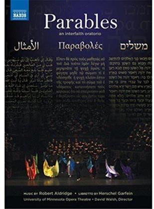 University Of Minnesota Opera Theatre & Romey - Aldridge - Parables: An Interfaith Oratorio
