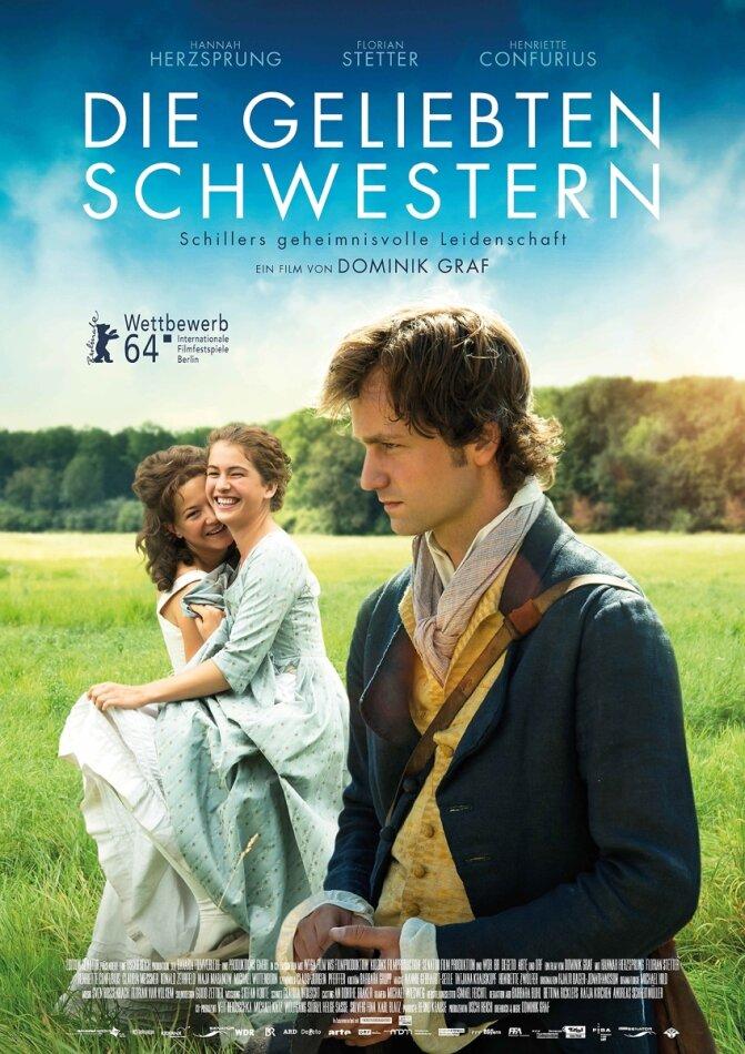 Die geliebten Schwestern (2014) (Director's Cut, Kinoversion)