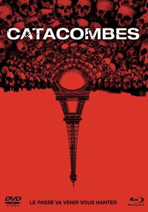 Catacombes (2014) (Blu-ray + DVD)
