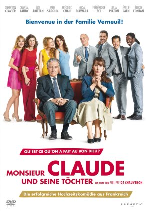 Monsieur Claude und seine Töchter - Qu'est-ce qu'on a fait au Bon Dieu? (2014)