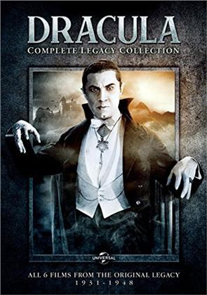 Dracula - (Complete Legacy Collection - 4 DVDs)