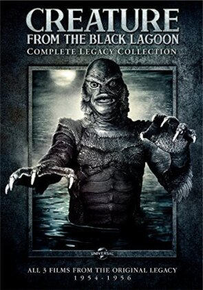 Creature from the Black Lagoon (1954) (Complete Legacy Collection)
