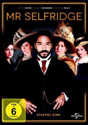 Mr. Selfridge - Staffel 1 (3 DVDs)