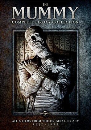 The Mummy - Complete Legacy Collection (3 DVDs)