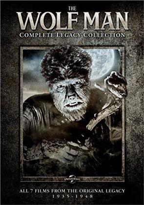The Wolf Man - Complete Legacy Collection (4 DVDs)