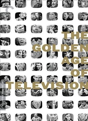 Golden Age of Television - Criterion Collection (3 DVDs)