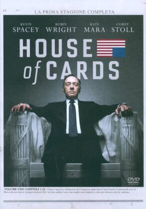 House of Cards - Stagione 1 (4 DVD)