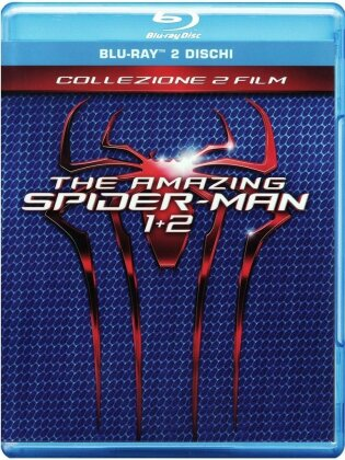 The Amazing Spider-Man (2012) / The Amazing Spider-Man 2 (2014) (2 Blu-ray)