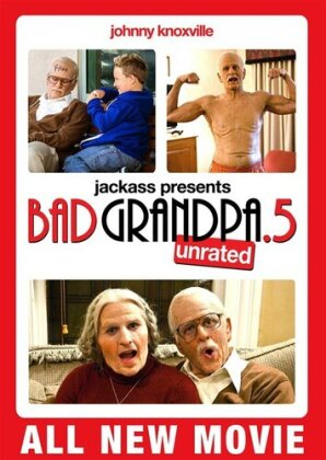 Jackass Presents: Bad Grandpa .5 (2014) (Unrated)