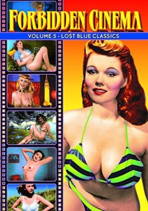 Forbidden Cinema - Vol. 5: Lost Blue Classics (n/b)