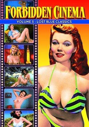 Forbidden Cinema - Vol. 5: Lost Blue Classics (s/w)