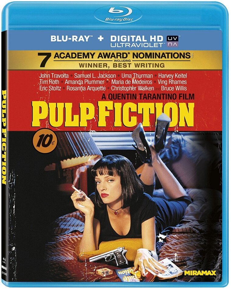 Pulp Fiction (1994) (Remastered)