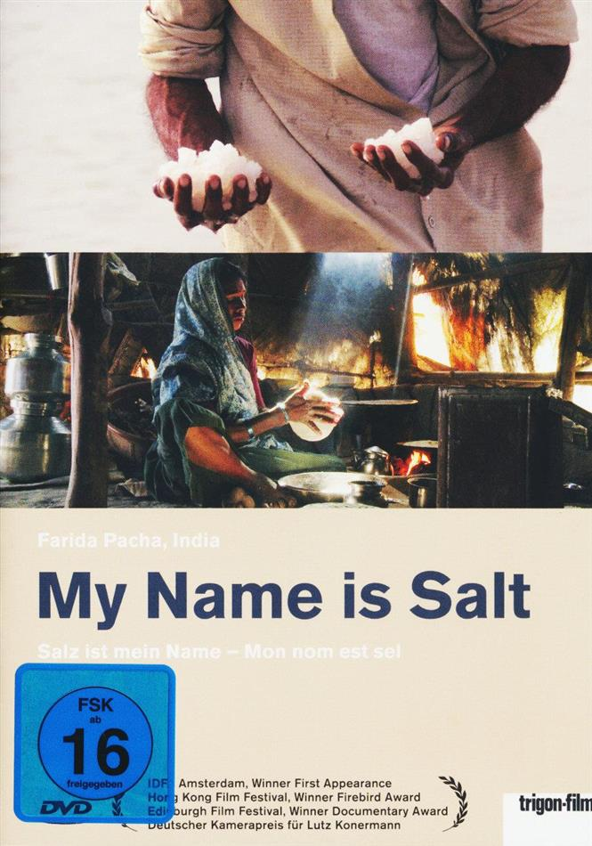 My Name is Salt - Salz ist mein Name