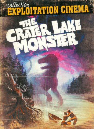 The crater lake monster (1977) (Collection Exploitation Cinema, Digibook)