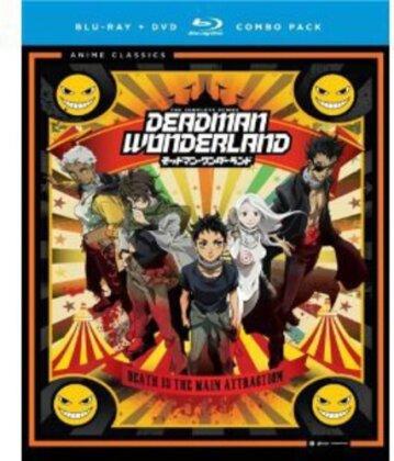 Deadman Wonderland - The Complete Series (2 Blu-rays + 2 DVDs)