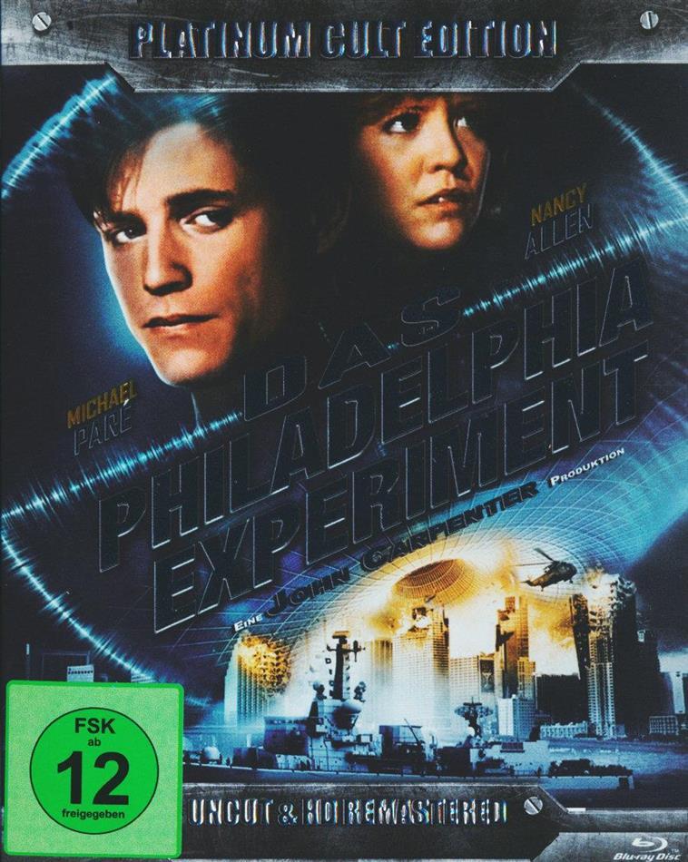 Das Philadelphia Experiment (1984) (Platinum Cult Edition)