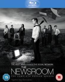 The Newsroom - Season 2 (2012) (3 Blu-rays)