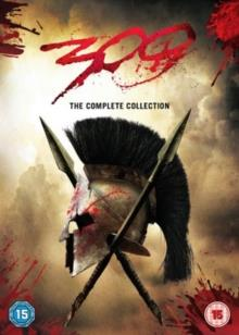 300 (2006) / 300 - Rise of an Empire (2013) - Two Film Collection (2 DVDs)