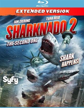 Sharknado 2 - The Second One (2014) (Extended Edition)