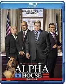 Alpha House - Season 1 (2 Blu-rays)