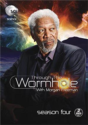 Through the Wormhole with Morgan Freeman - Season 4 (2 DVDs)