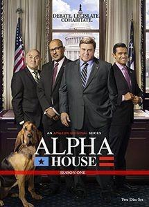 Alpha House - Season 1 (2 DVDs)