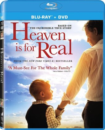 Heaven is for Real (2014) (Blu-ray + DVD)
