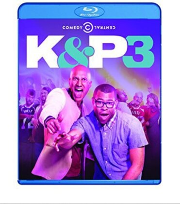 Key & Peele - Season 3 (2 Blu-rays)