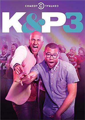Key & Peele - Season 3 (2 DVDs)