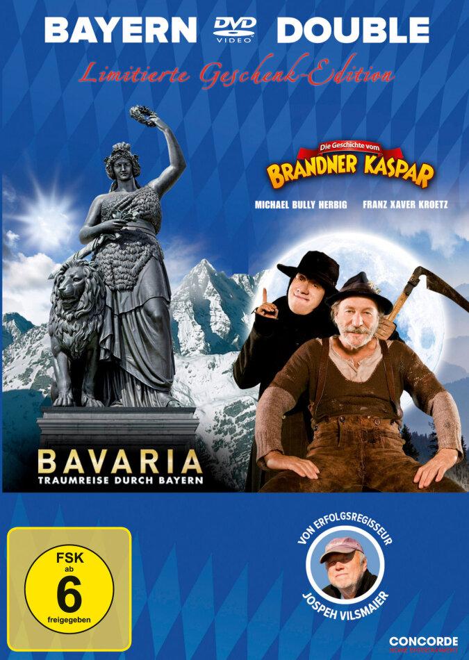 Bavaria - Traumreise durch Bayern / Die Geschichte vom Brandner Kaspar (Limited Edition, 2 DVDs)
