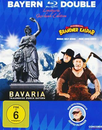 Bavaria - Traumreise durch Bayern / Die Geschichte vom Brandner Kaspar (Limitierte Geschenk-Edition)
