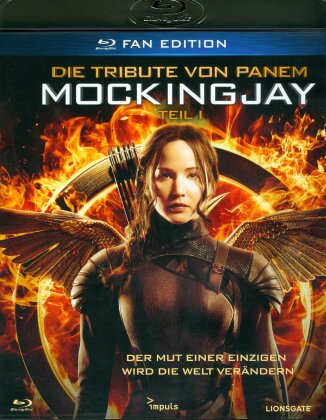 Die Tribute von Panem 3 - Mockingjay - Teil 1 (2014) (Fan Edition)