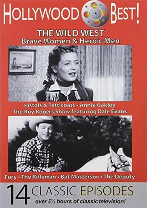 Hollywood Best! - The Wild West - Brave Women & Heroic Men