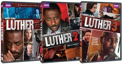 Luther - The Complete Series (6 DVDs)