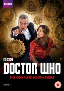 Doctor Who - Series 8 (BBC, 5 DVD)