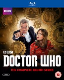 Doctor Who - Series 8 (BBC, 5 Blu-ray)