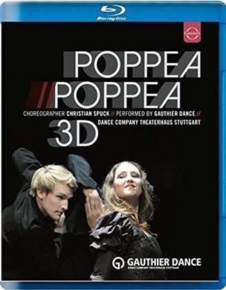 Dance Company Theaterhaus Stuttgart, … - Poppea // Poppea (Euro Arts)