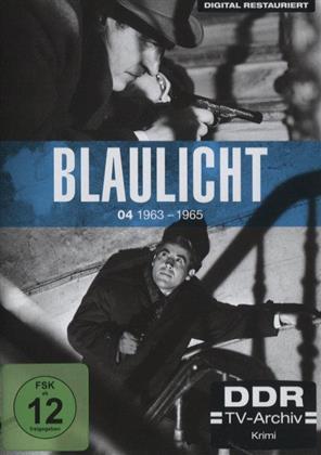 Blaulicht - Box 4 - 1963 - 1965 (DDR TV-Archiv, 2 DVDs)