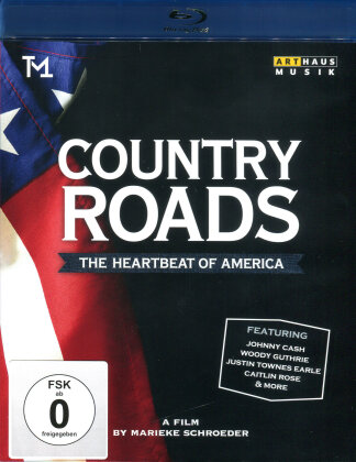 Various Artists - Country Roads - The Heartbeat of America (Arthaus Musik)