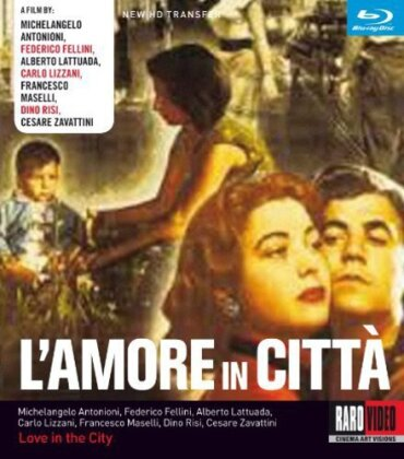 L'amore in città - Love in the City (1953)