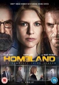 Homeland - Season 3 (4 DVDs)
