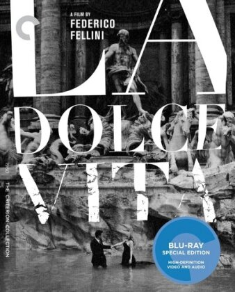 La dolce vita (1960) (Criterion Collection)