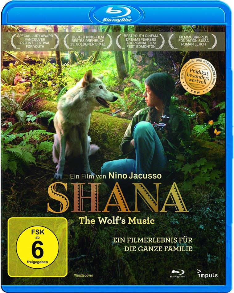 Shana - The Wolf's Music (2013)
