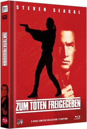 Zum Töten Freigegeben - Cover B (1990) (Limited Edition, Mediabook, Blu-ray + DVD)