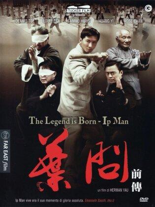 Ip Man - The legend is born (2010)