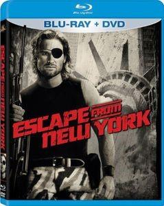 Escape from New York (1981) (Blu-ray + DVD)